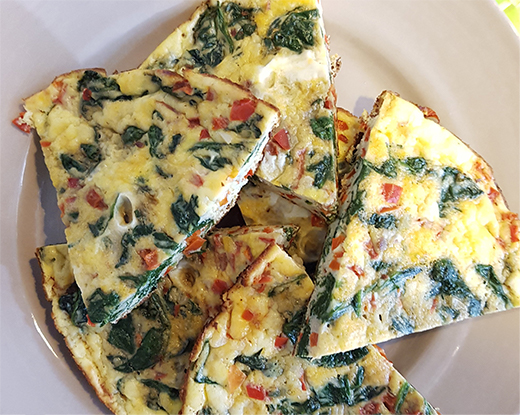 Eat Your Greens Frittata